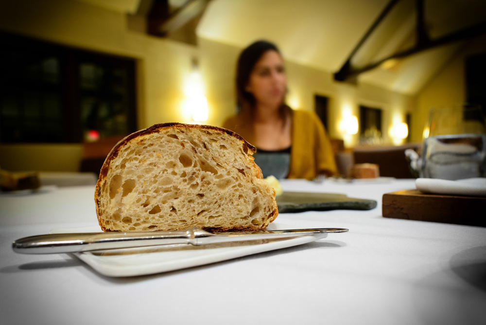 House-made bread