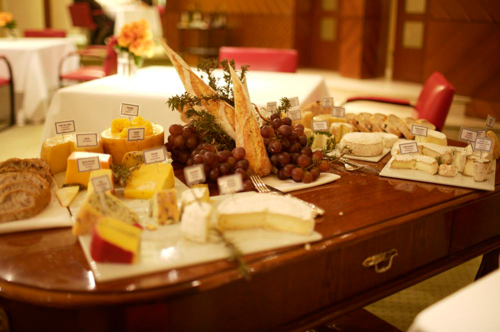 Cheese Cart