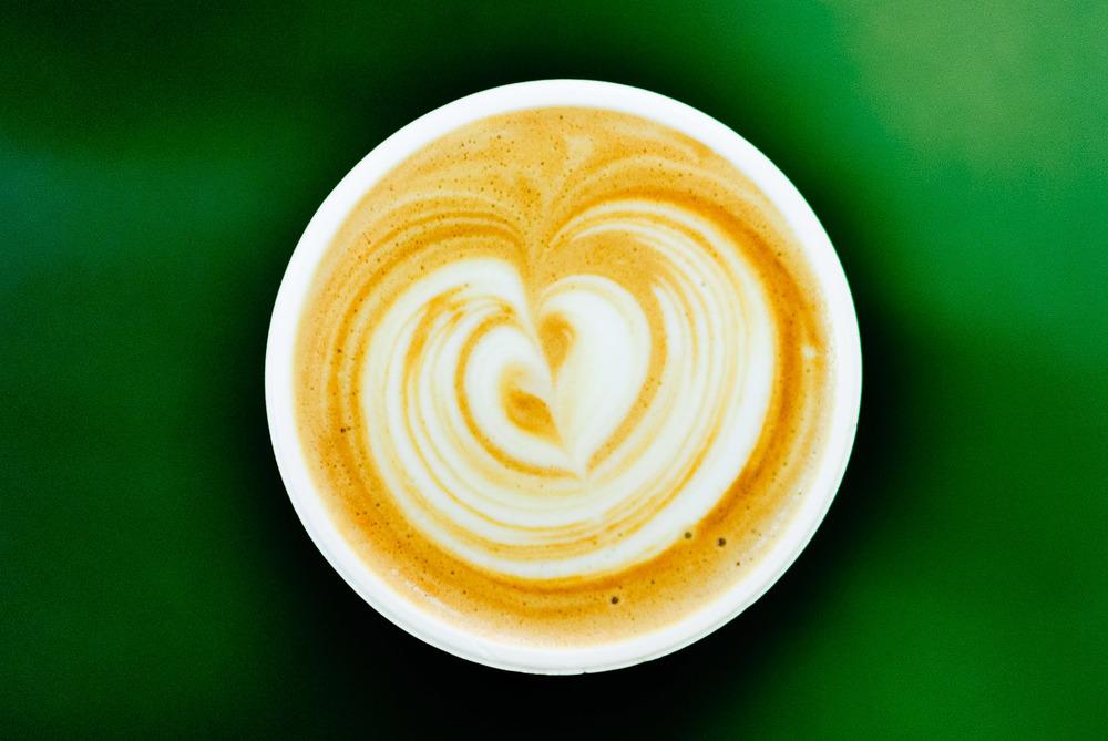 Cafe Passmar - Cortado doble