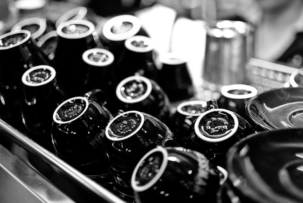 Cafe Passmar - Espresso cups