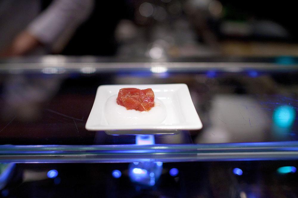 Tapas Molecular Bar, Tokyo - Sushi