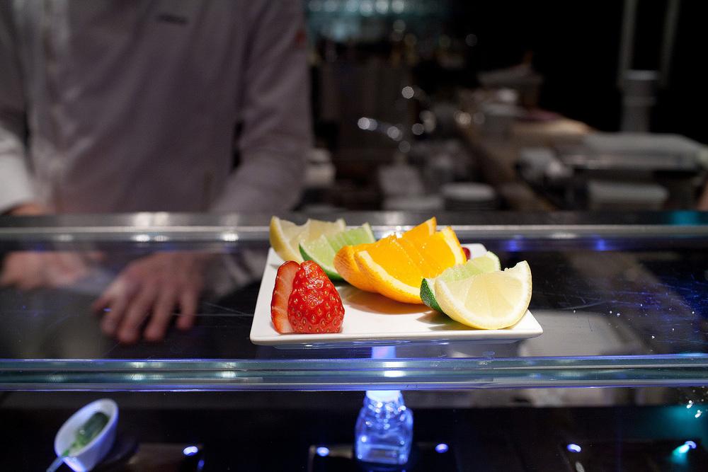 Tapas Molecular Bar, Tokyo - Fruits