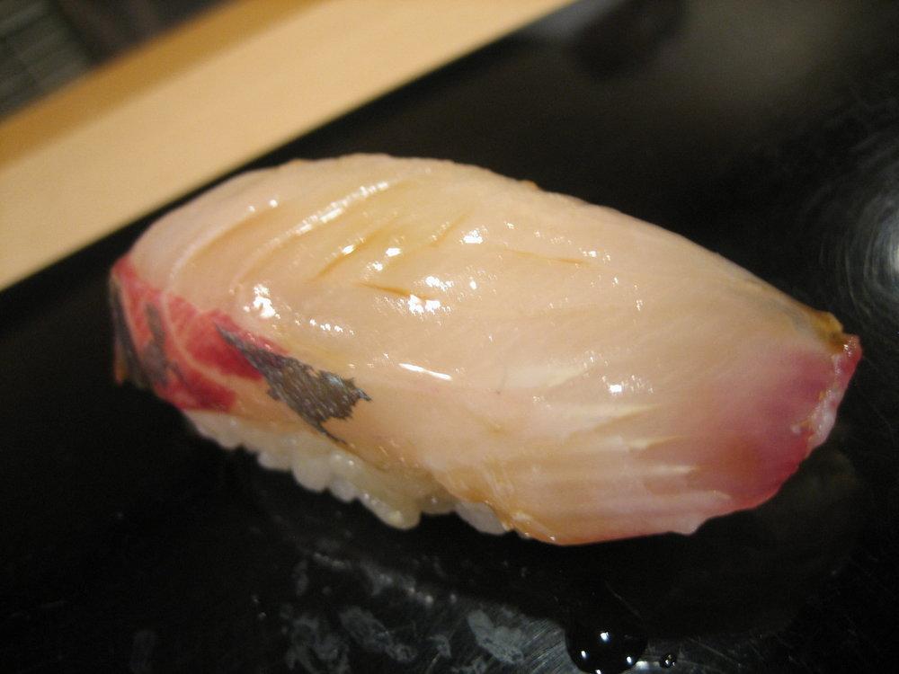 Sukiyabashi Jiro - Shima-aji