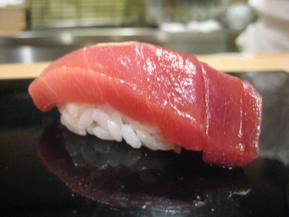 Sukiyabashi Jiro - Chu-toro