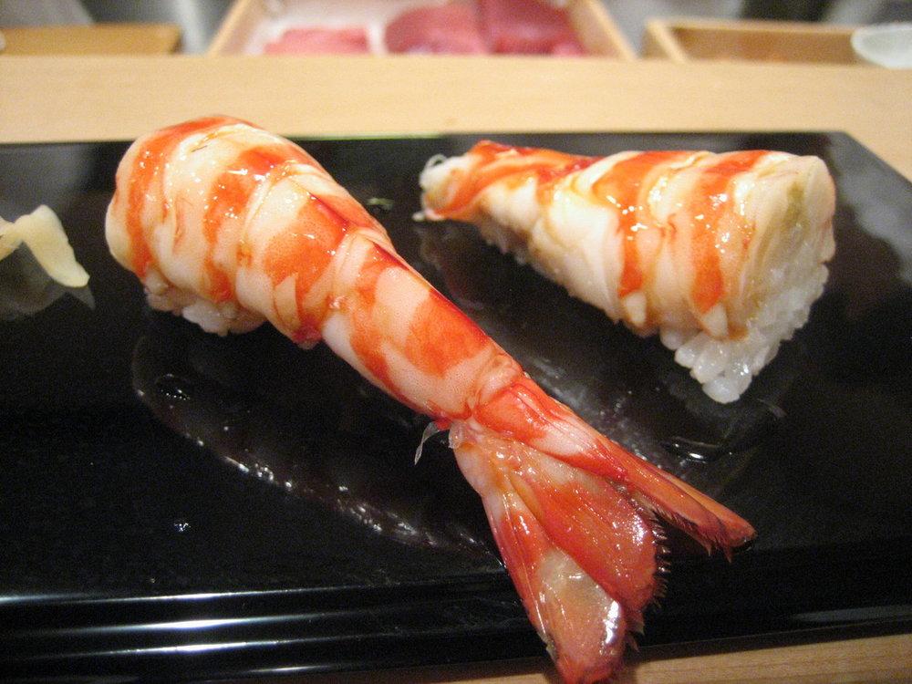 Sukiyabashi Jiro - Kuruma-ebi
