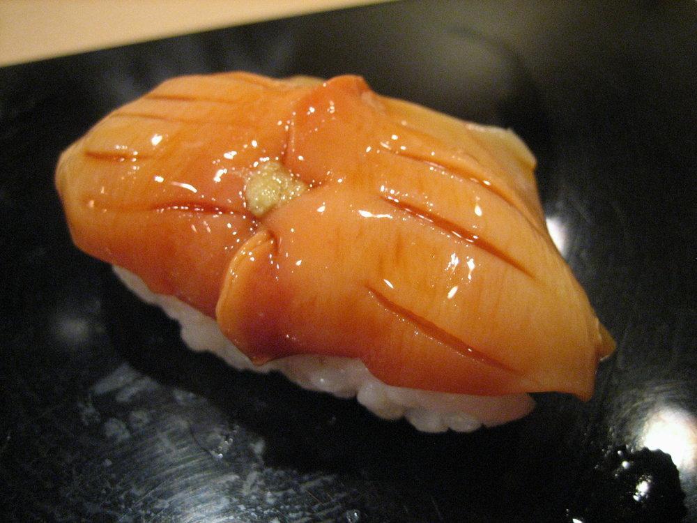 Sukiyabashi Jiro - Akagai