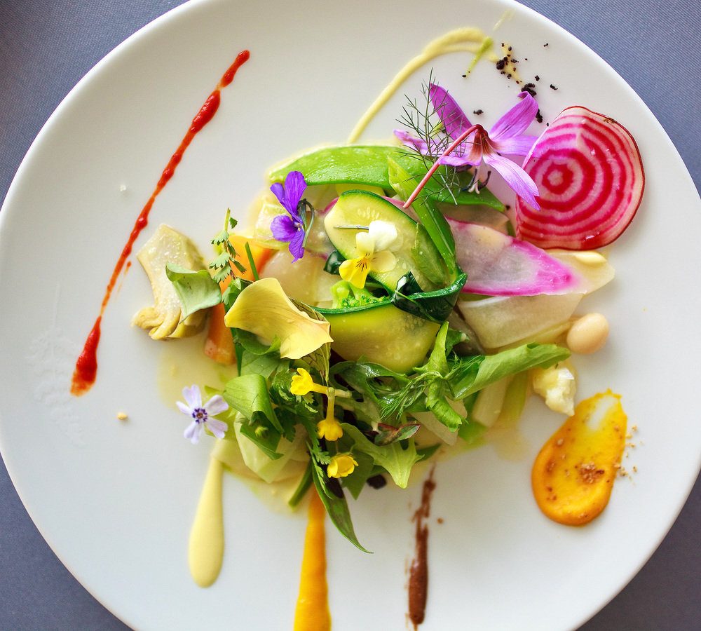 Michel bras a life worth eating for Decorations cuisine maison