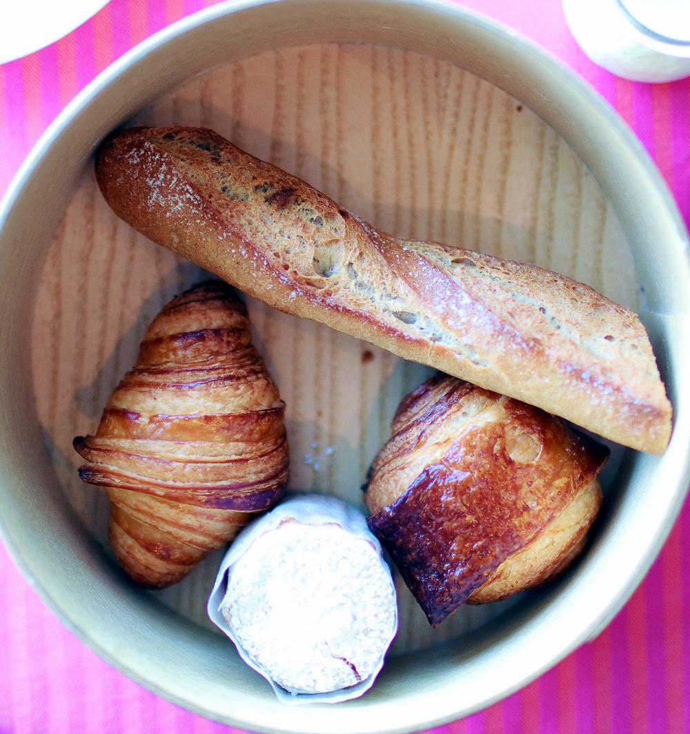 Michel Bras - Pastry Basket