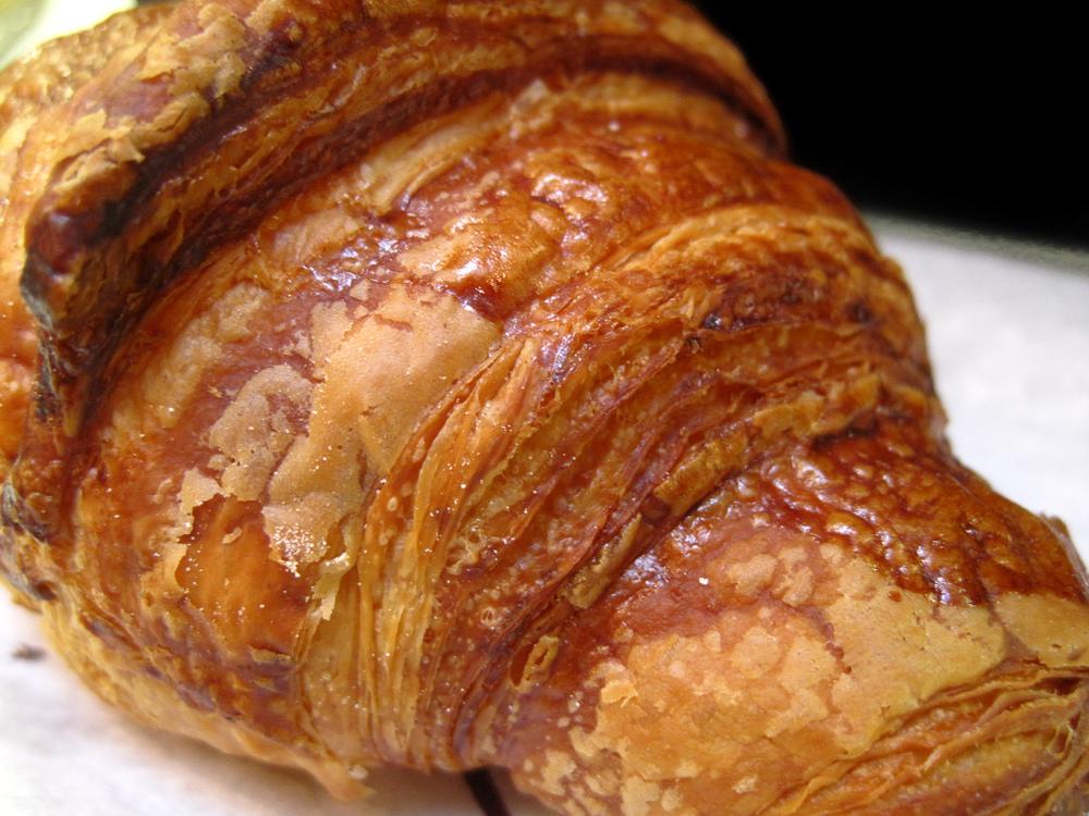 Laurent Duch�ne - Croissant Side