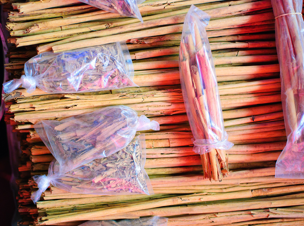Mercado de Cholula - Canela