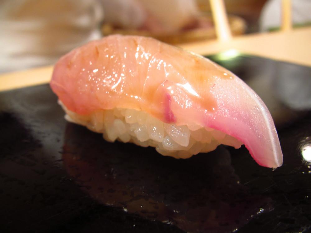 Sukiyabashi Jiro, Ginza, Tokyo - Inada