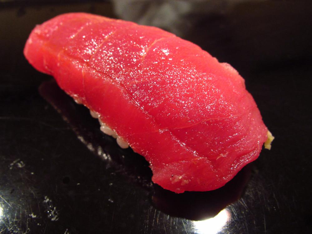 Sukiyabashi Jiro, Ginza, Tokyo - Akami