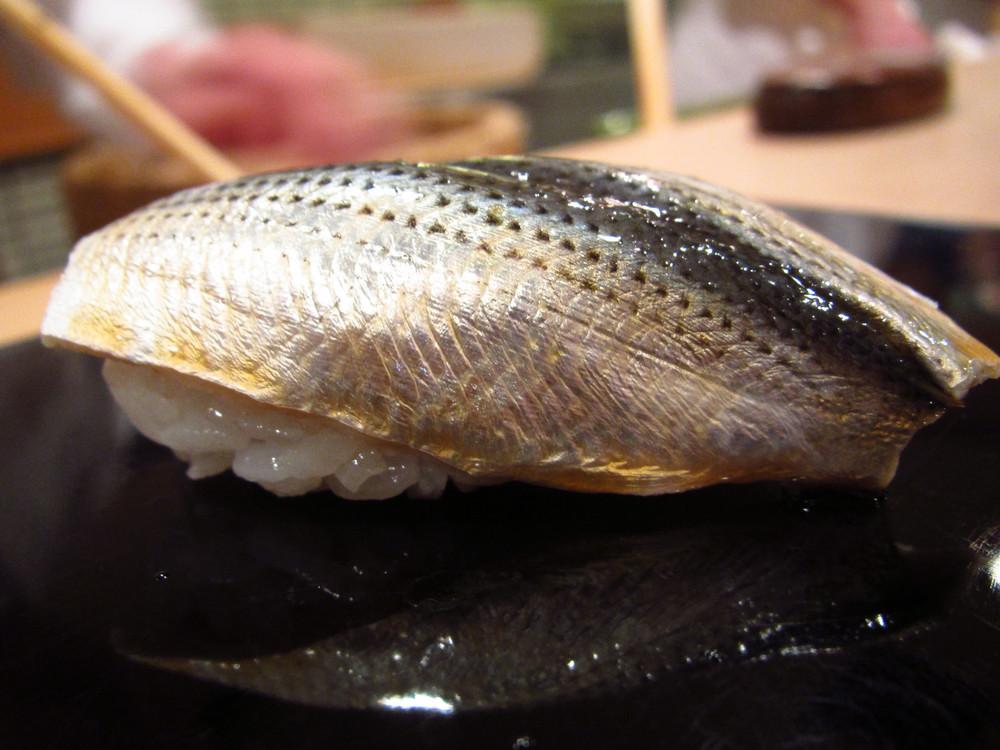 Sukiyabashi Jiro, Ginza, Tokyo - Kohada