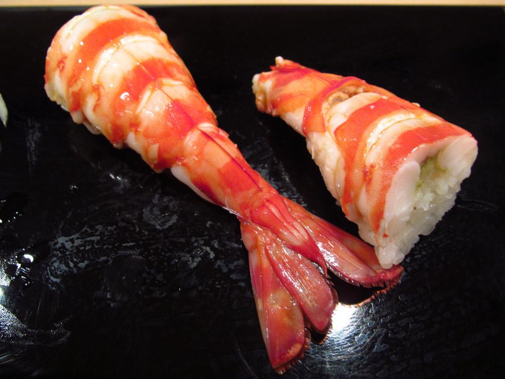 Sukiyabashi Jiro, Ginza, Tokyo - Kuruma-ebi