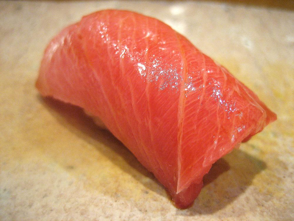 Sushi Kanesaka, Tokyo - Fatty Tuna