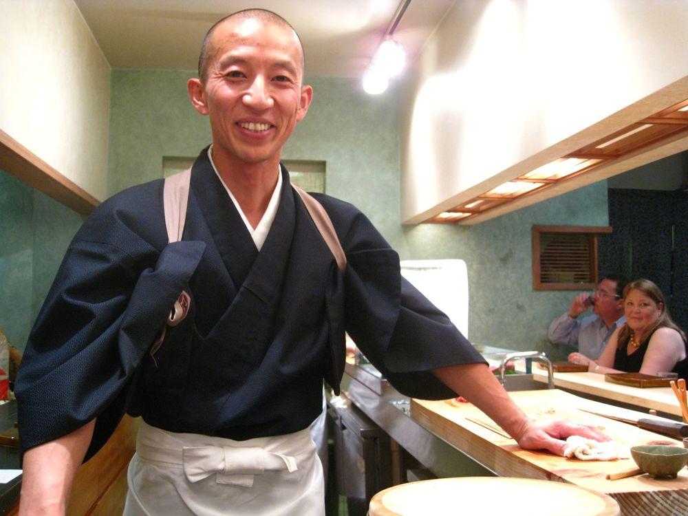 Chef Hiro Urasawa