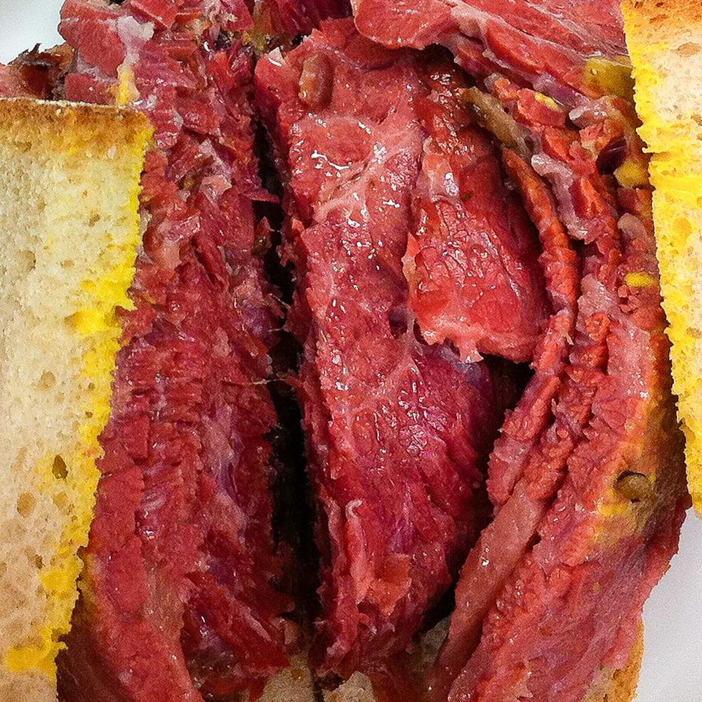 Schwartz's, Montreal - Smoked Meat Sandwich