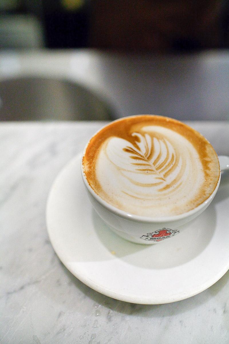 Espresso Sosta, Stockholm - A Second Cappuccino
