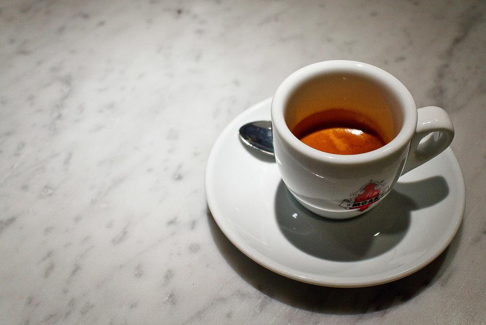Espresso Sosta, Stockholm - Ristretto