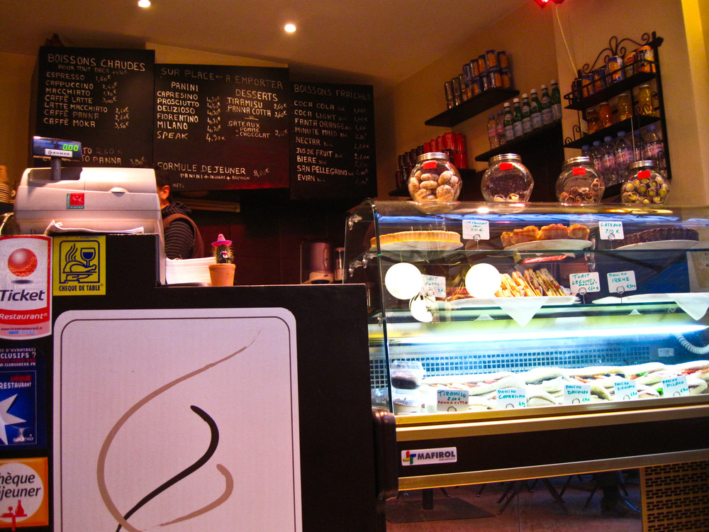 Gocce di Caffè - Espresso Counter