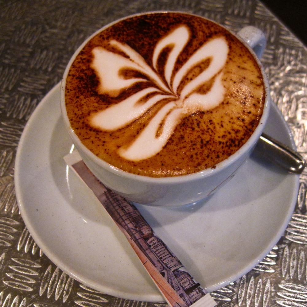 Gocce di Caffè - Cappuccino Art