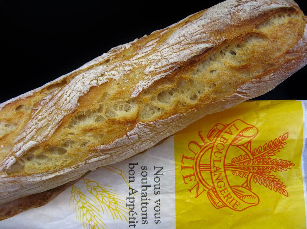 Boulangerie Julien - Baguette Tradicion Exterior