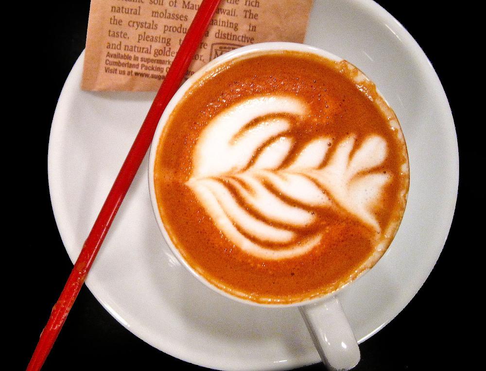 Ninth Street Espresso - Triple Macchiato 3