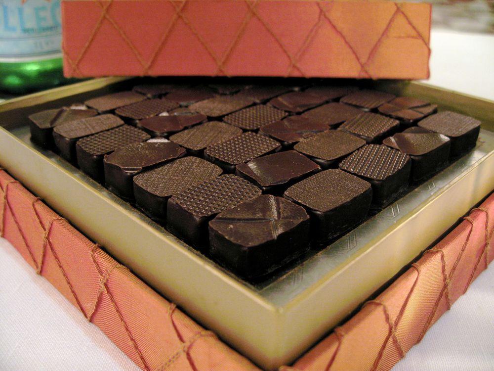 Boîte au Chocolat