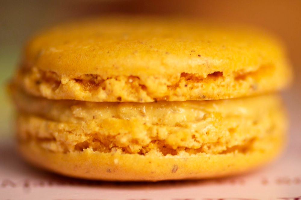 Macaron au Praliné