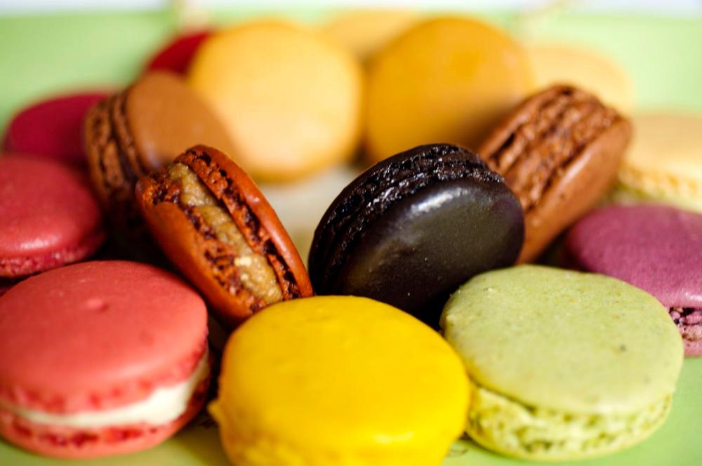 Cercle de Macarons