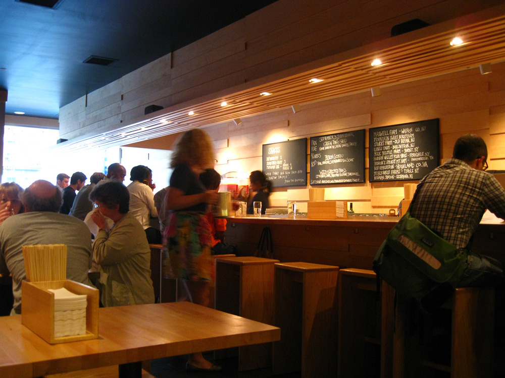 Momofuku noodle bar — a life worth eating