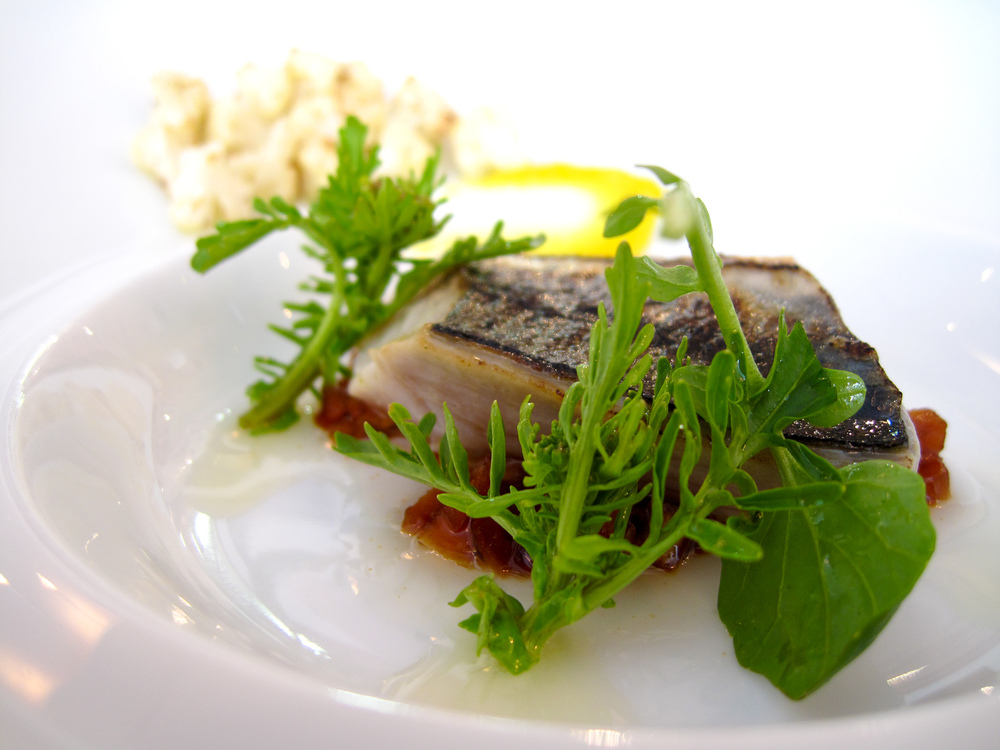 La Bigarrade - Line caught mackerel, caramelized and acidulated
