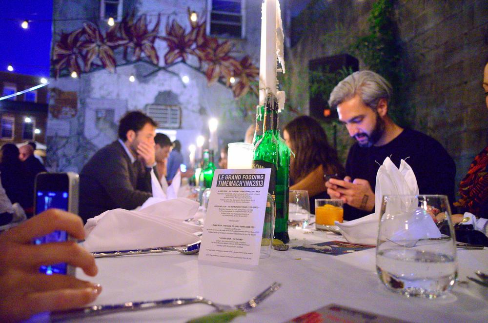 Le Grand Fooding, 2013