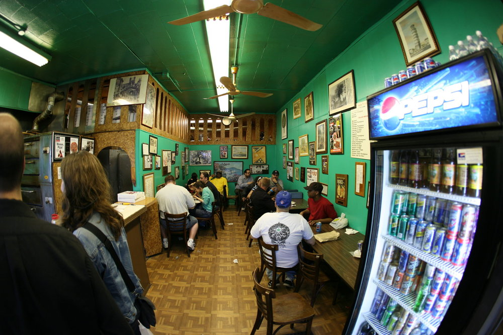 Di Fara - Interior of Pizzeria