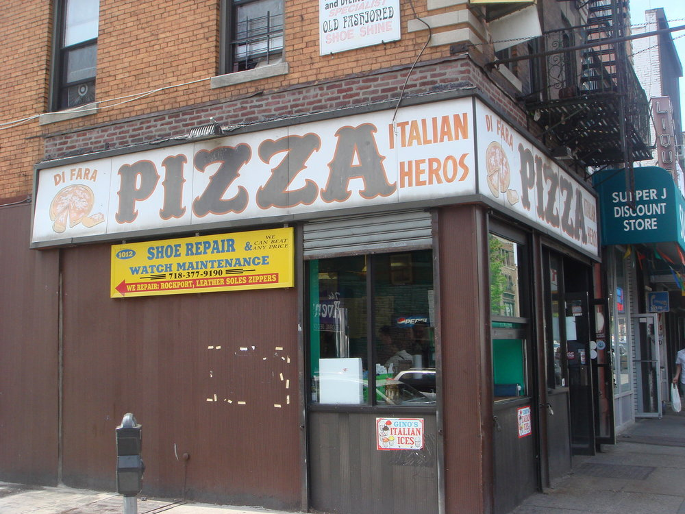 Di Fara - Outside of Pizzeria