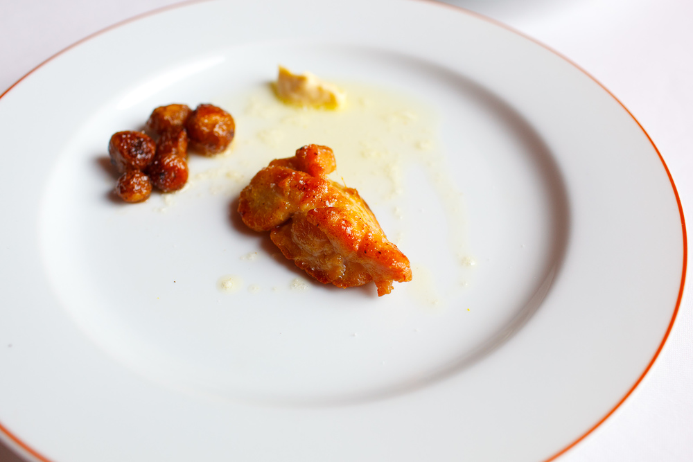 Ris de veau de Corrèze au beurre