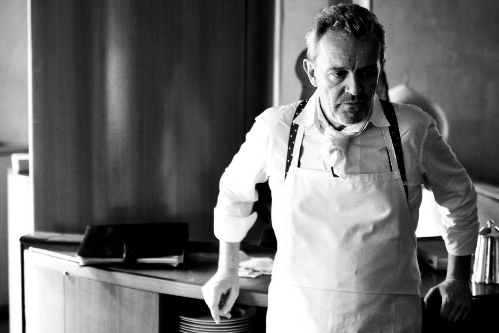 Portrait of Alain Passard, 2009