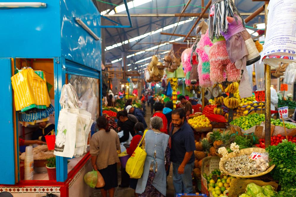 Mercado Central de Cholula