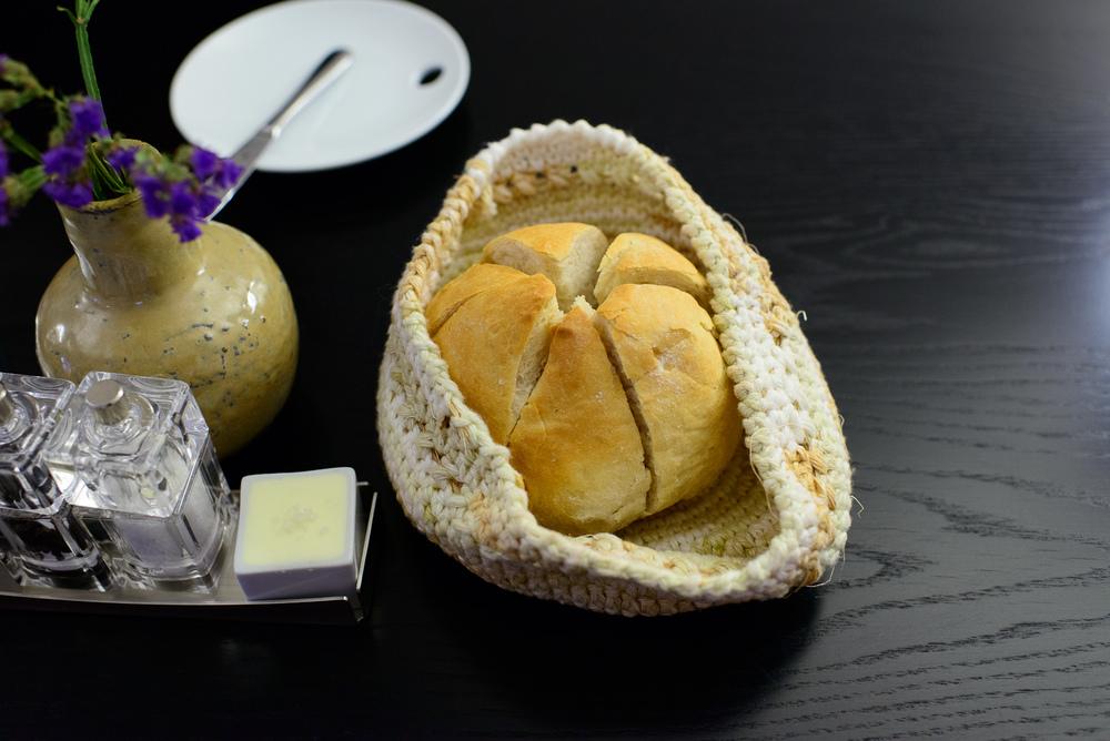 Pan de la casa