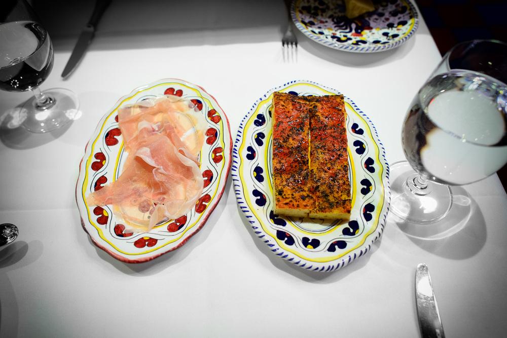 """""""Grandma's bread"""" focaccia"""