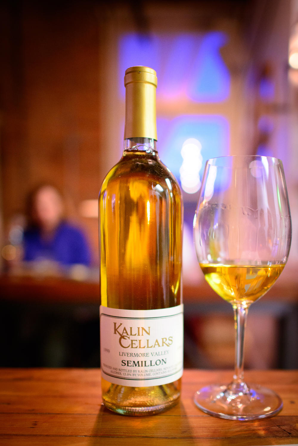 Kalin Cellars Semillon, 1999