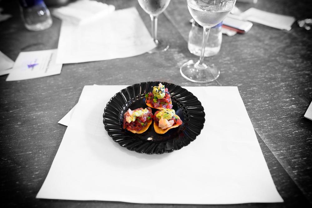 16th Contestant: Line & Lariat - Texas jalapeño tuna tartare