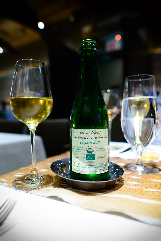 Etienne DuPont Cidre Bouché Brut, Normandy 2011