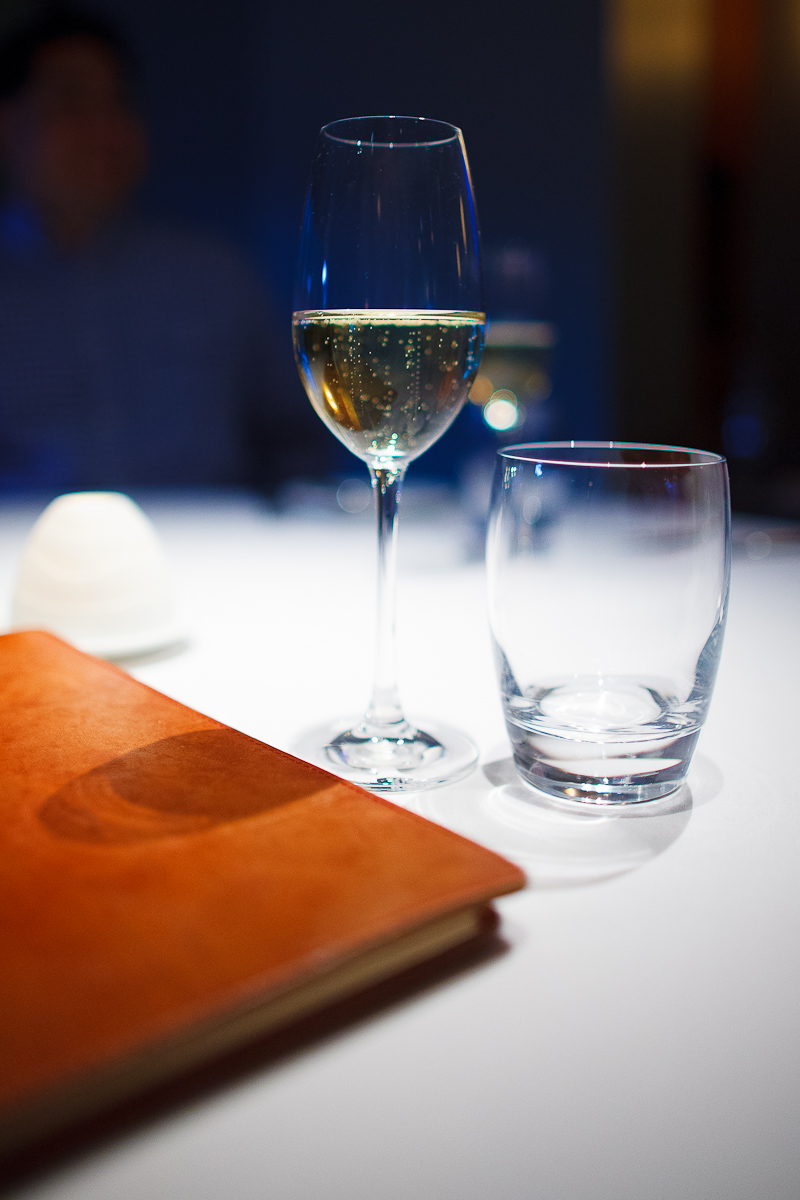 Champagne Diebolt-Vallois and the wine menu