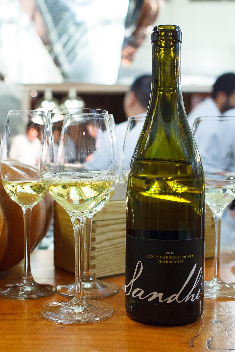 2010 Sandhi, Santa Barbara Chardonnay