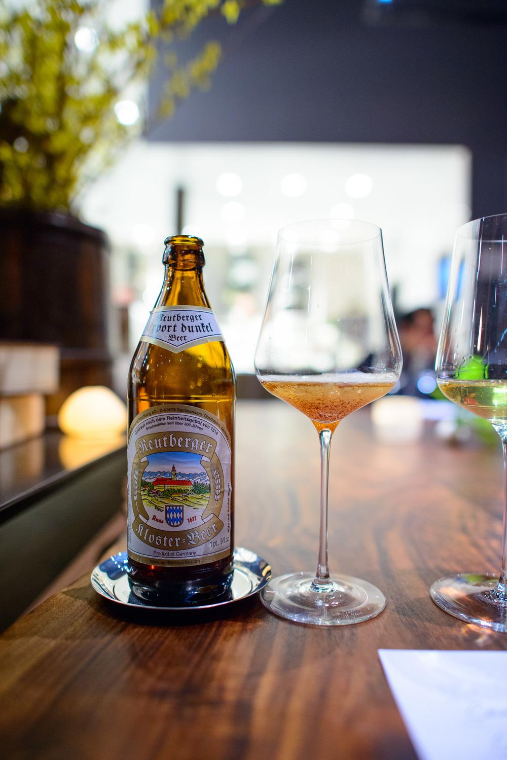 Reutberger Kloster Beer