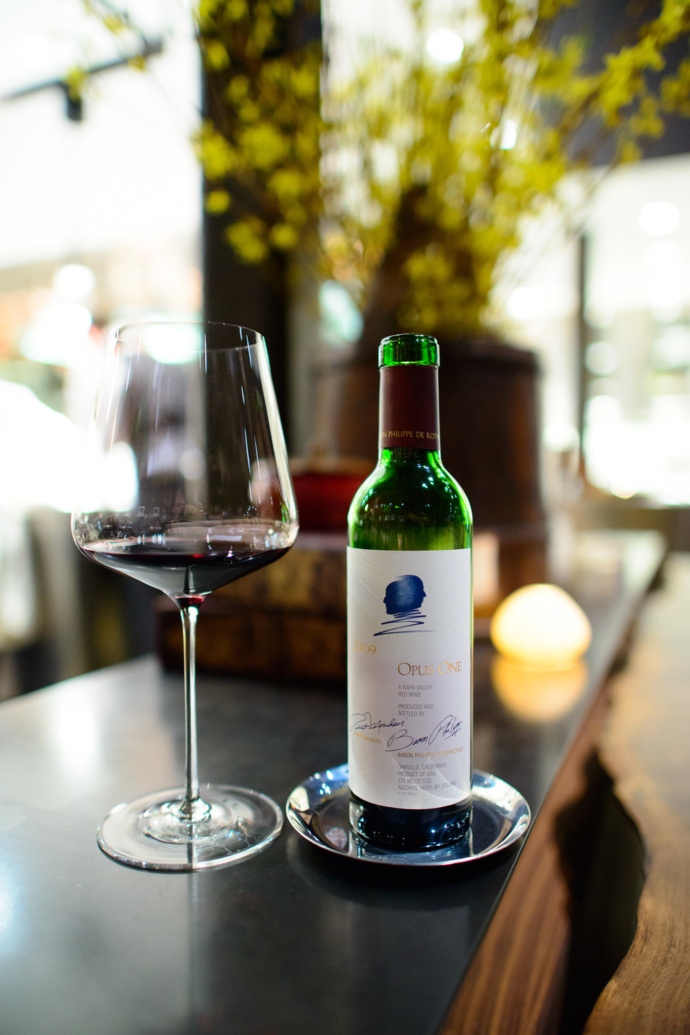 Robert Mondavi Opus One 2009