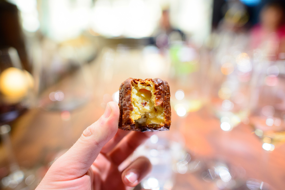 21st Course: Canelé, up close