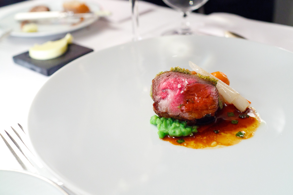 6th Course_ Lamb, fava bean puree, mint.jpg