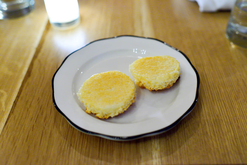 "Cocada - coconut ""macaroon"" ($2.5 each)"